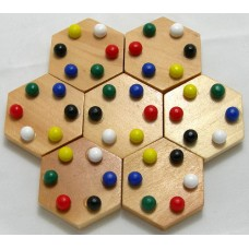 Honeycomb Pattern Puzzle