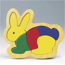 Rabbit Jigsaw