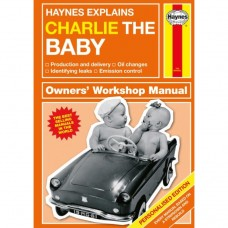 Haynes Explains Babies Personalised Book